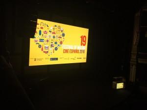 Esther Lara en la 19 Edición del Festival de Cine Español de Málaga