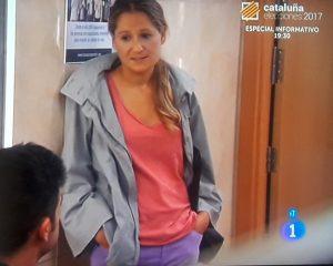 """Esther Lara en """"Centro médico"""" (TVE)"""